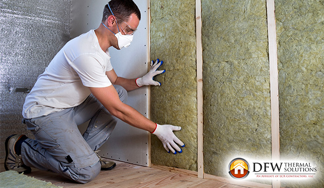 Should You Insulate Your Interior Walls Dfw Thermal Solutions